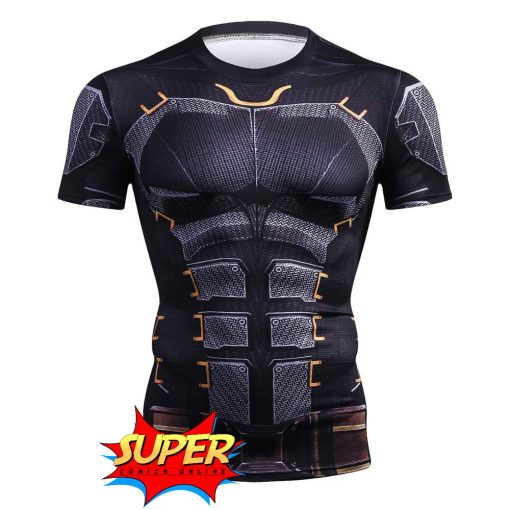 Superhero Bodybuilding 3D T-Shirts - Super Comics Online