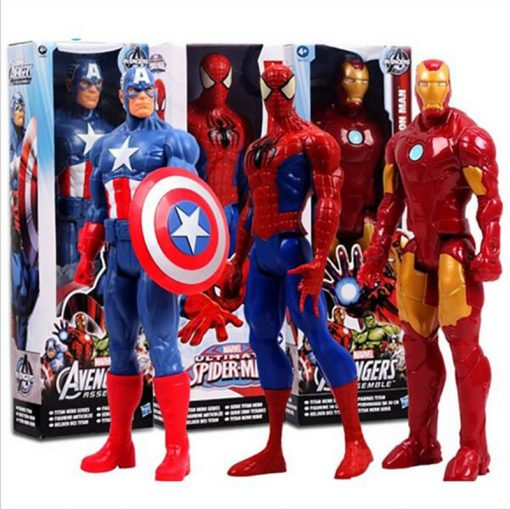 Marvel Avengers Action Figures - Super Comics Online