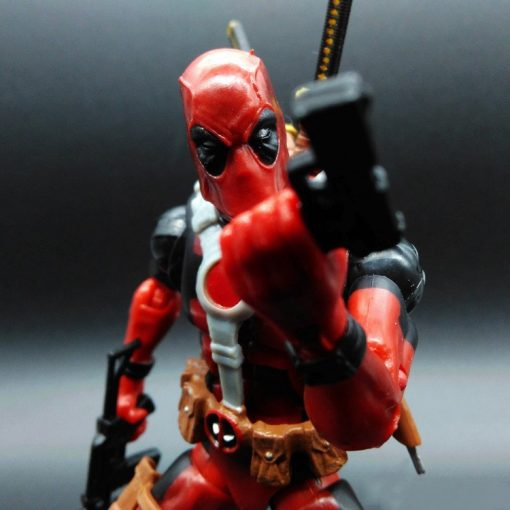 Marvel Deadpool Action Figure - Super Comics Online