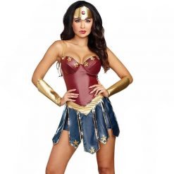 Wonder Woman Cosplay Costume - Super Comics Online