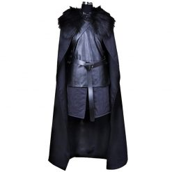 Game of Thrones Jon Snow Men's Cosplay Costume - Super Comics Online