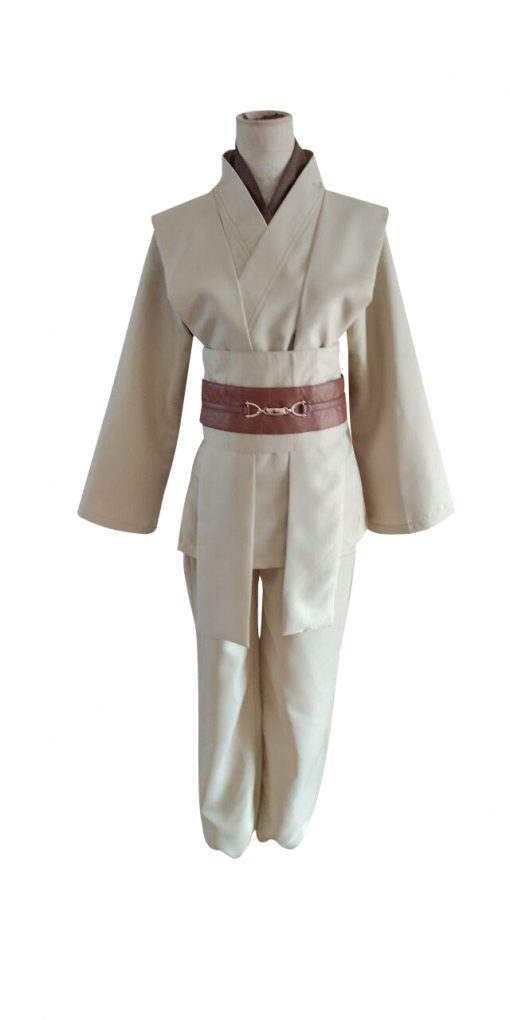 Star Wars Jedi Knight's Cosplay Costume - Super Comics Online