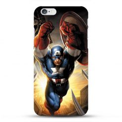 Marvel Avengers Hard Covers For iPhone - Super Comics Online