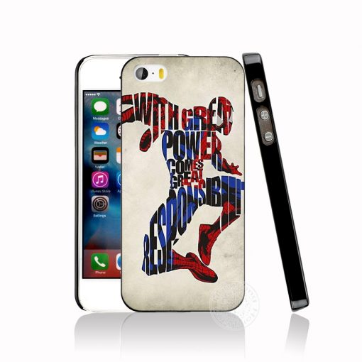 Spiderman Marvel Hard Phone Case for iPhone - Super Comics Online