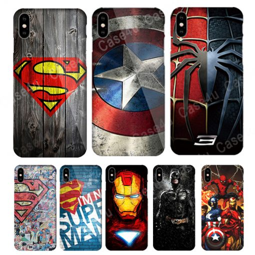 Soft Cases for iPhone with Superheroes - Super Comics Online