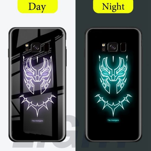 Marvel Luminous Glass Phone Case For Samsung Galaxy - Super Comics Online