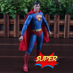 Superman & Batman Vs Joker Action Figures Collectible Model - Super Comics Online