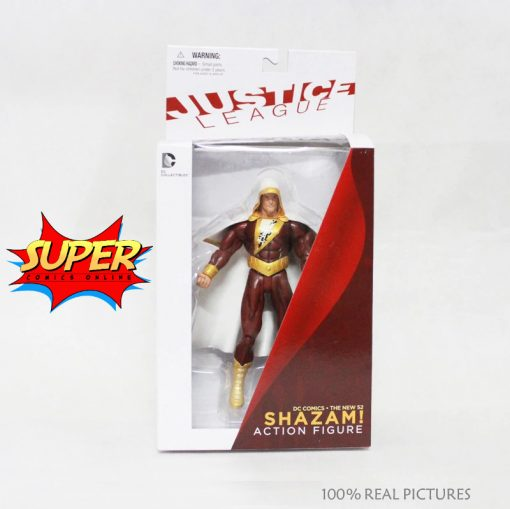 DC Comic Shazam PVC Action Figure - Super Comics Online
