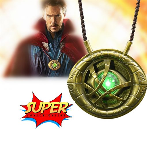 Doctor Strange Pendant Rope Necklace - Super Comics Online