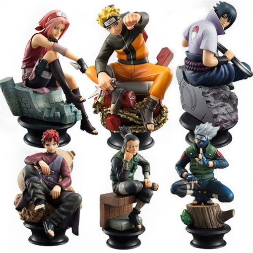 Naruto Theme PVC Action Figures - Super Comics Online